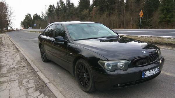BMW Legenda- wynajem aut