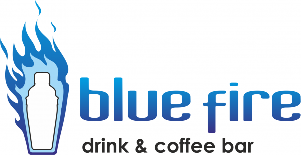 Blue fire drink&coffee bar