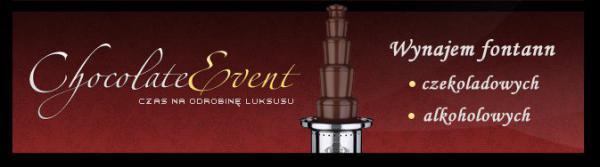 Chocolate Event- fontanny czekoladowe